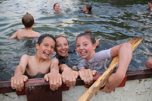 Lake swim 06