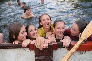 Lake swim 10