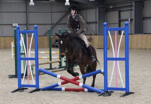 Maidwell show jumpng 048