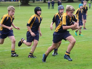Rugby 1st xiii 09