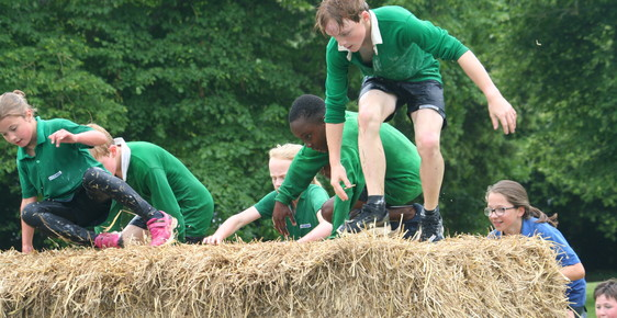 Obstacle Course Charity Event