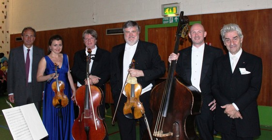 The Oxford Philharmonic Orchestra