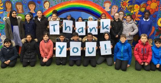 £32,500 Raised for School Readers