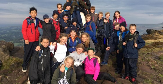 Outward Bound Adventures for Form I