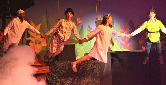 Maidwell Hall goes to Neverland!