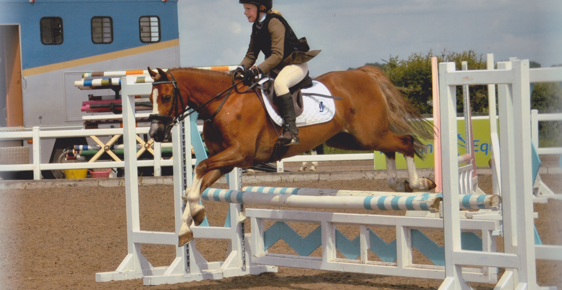 Maidwell Hall - Show Jumping Competition