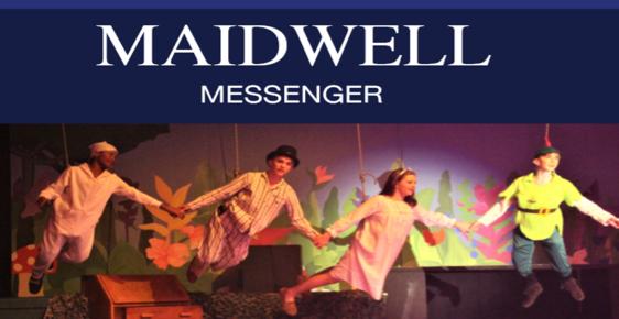 Maidwell Messenger - Lent Term