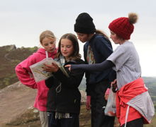 Form I Geography and Outward Bound Trip 292