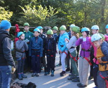 Form I Geography and Outward Bound Trip 110