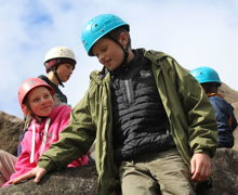 Form I Geography and Outward Bound Trip 223