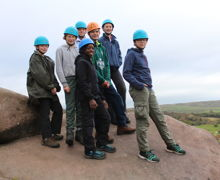 Form I Geography and Outward Bound Trip 266
