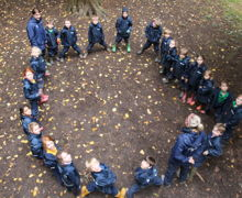 PP forest school