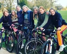 Summer term 21 bikes