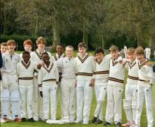Summer term 21 cricket